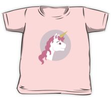 Unicorn cartoon Kids Tee