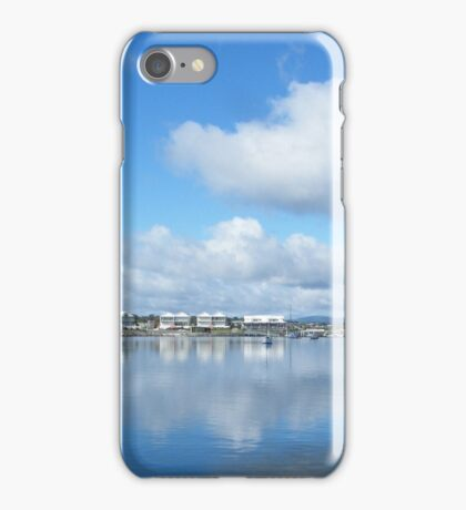 York Cove Panarama iPhone Case/Skin