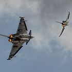 Typhoons - Turn 'n' Burn by © Steve H Clark Photography