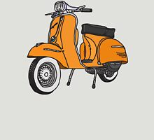 Vespa Illustration - Orange Unisex T-Shirt
