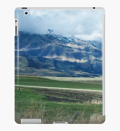 Abandon Pioneer House iPad Case/Skin