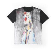Black Dita Graphic T-Shirt