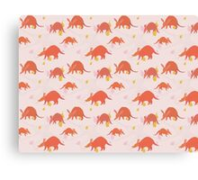 An aamory of aardvarks Canvas Print