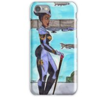 Sortie the Sqaudron iPhone Case/Skin