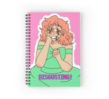 absolute filth Spiral Notebook