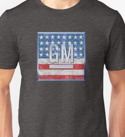 General Motors. Unisex T-Shirt