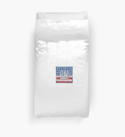 General Motors. Duvet Cover