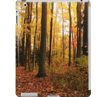 Autumn Woods iPad Case/Skin