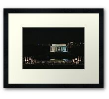 Washington DC #12 Framed Print