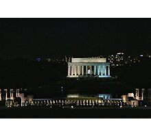 Washington DC #12 Photographic Print