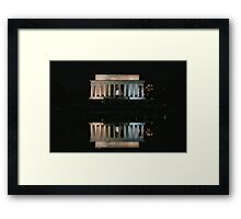 Washington DC #13 Framed Print