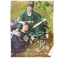 Love in the Moonlight Official Poster Poster