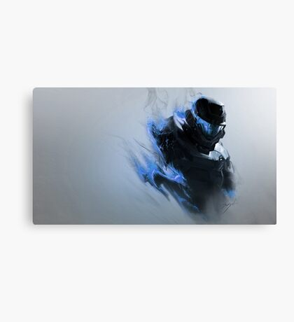 """Halo """"Brothers"""" Canvas Print"""