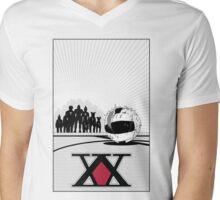 Hunter x Hunter Dodgeball Mens V-Neck T-Shirt