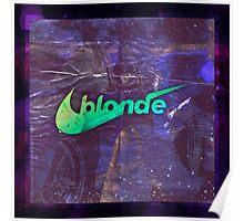 Frank Ocean - Blonde - NIKES Poster