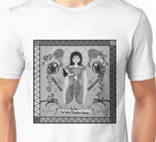 Our Lady of Abundant Haircuts Unisex T-Shirt