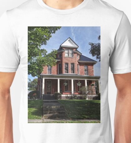 When homes were classy Unisex T-Shirt