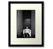 Washington DC #16 Framed Print