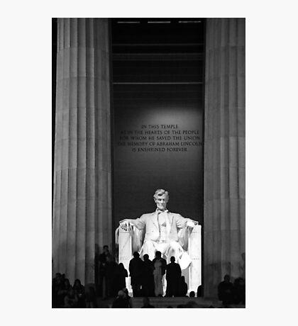 Washington DC #16 Photographic Print