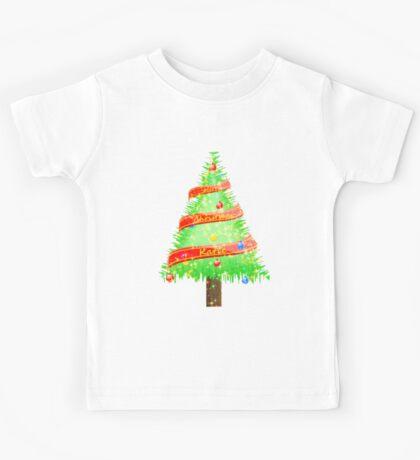 Merry Christmas Katie Kids Tee