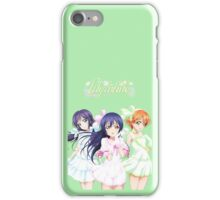 lily white Phone Case iPhone Case/Skin