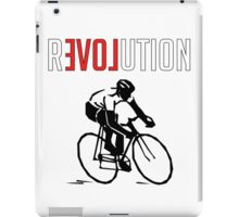 Cycling rEVOLution iPad Case/Skin