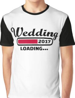 Wedding 2017 Graphic T-Shirt