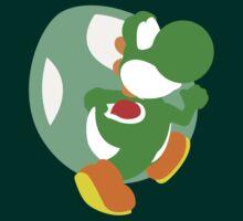 Super Smash Bros Yoshi by Michael Daly