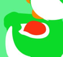 Super Smash Bros Yoshi Sticker
