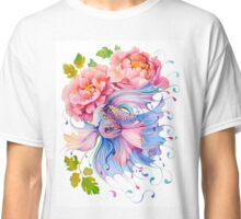 Flower Fish #1 Classic T-Shirt