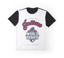 Cleveland Indians World Series #RallyTogether Graphic T-Shirt