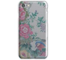 Ducks and Flowers iPhone Case/Skin