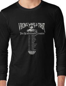 Viking World Tour T-Shirt Long Sleeve T-Shirt
