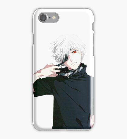 TOKYO GHOL - KANEKI KEN - MANGA - ANIME iPhone Case/Skin