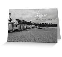 Forever Design Greeting Card