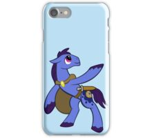 The Knight: Swan Princess MLP oc iPhone Case/Skin