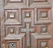 Spanish Door by jackcousin