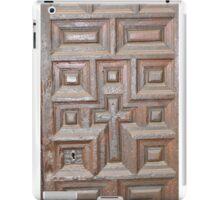 Spanish Door iPad Case/Skin