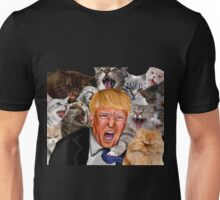Donald Trump: Pussy Grabs Back  Unisex T-Shirt