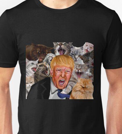 Donald Trump: Pussy Grabs Back  Unisex T-Shirt