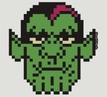 Pixskrull by barrileart