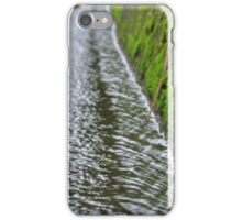 Storm Drain with Moss Forest iPhone Case/Skin