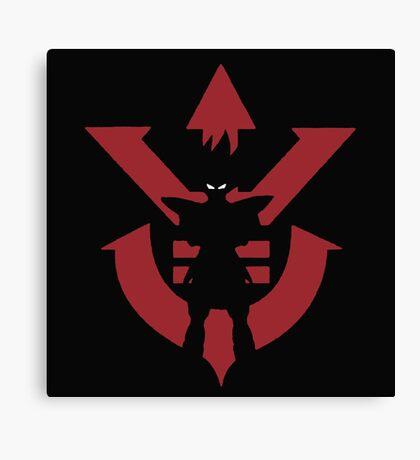 DragonBall Z Super Canvas Print