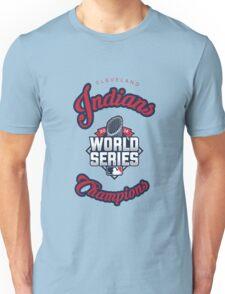 Cleveland Indians World Series Champs 2016 Unisex T-Shirt