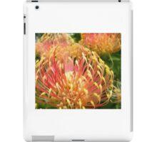 Protea in water colour iPad Case/Skin