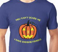 Scare Me Endometriosis Unisex T-Shirt