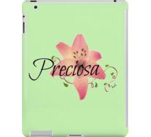 Preciosa(Precious)flower  iPad Case/Skin