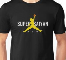 Super Saiyan Air t-shirt Unisex T-Shirt