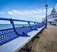 Eastbourne Pier by Sue Martin