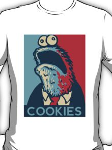 COOKIES we can believe in! T-Shirt